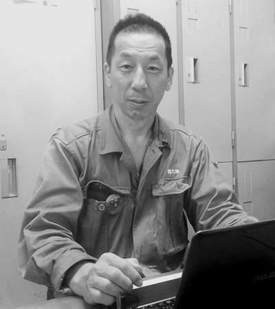 五十嵐 純夫(いがらし すみお)