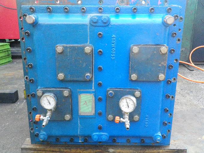 空気冷却器